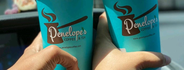 Penelope's Coffee & Tea is one of City: San Fracisco, CA.