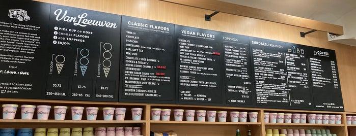 Van Leeuwen Ice Cream is one of excur.