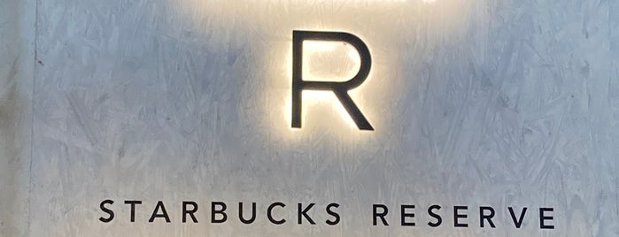 Starbucks Reserve is one of Los Angeles.