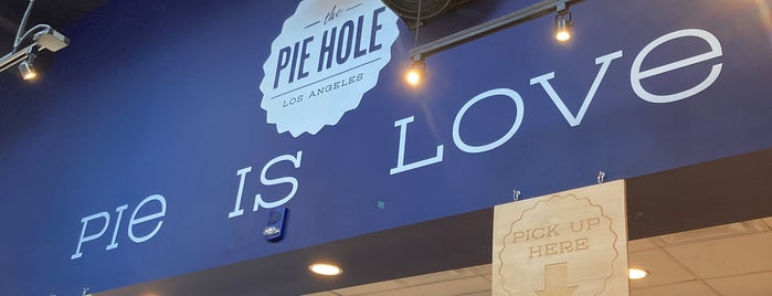 The Pie Hole is one of Snacks & shizz.