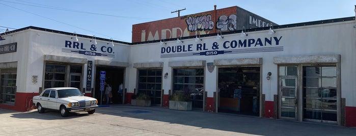 RRL is one of LA.