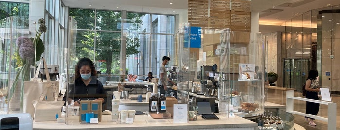 Blue Bottle Coffee is one of Where to go in BOSTON?.