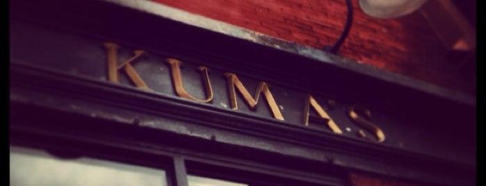 Kuma's Corner is one of United Mileage Plus Dining Spots.