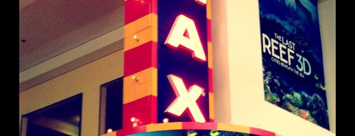 Navy Pier IMAX is one of Orte, die Rick gefallen.
