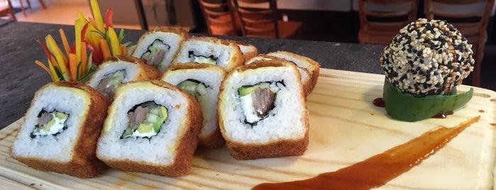 Horizonte Sushi Pizza Bar is one of Karen 🌻🐌🧡さんの保存済みスポット.
