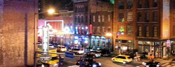 Honky Tonk Central is one of Nashville.