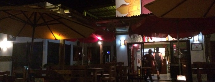 INTI Bar is one of La Pedrera - ROU.