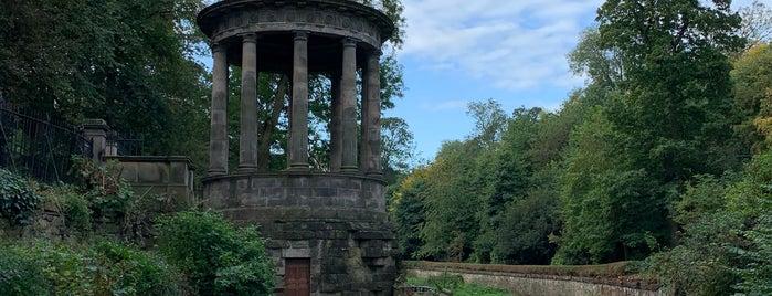 St Bernard's Well is one of Edinburgh.