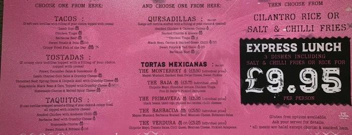 Topolabamba is one of Lieux sauvegardés par Queen.