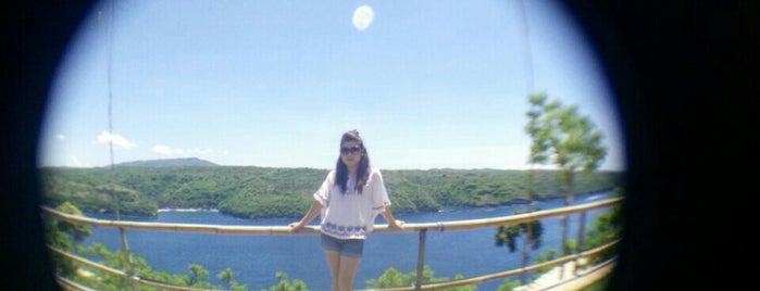 Ceningan Cliff is one of Irina : понравившиеся места.