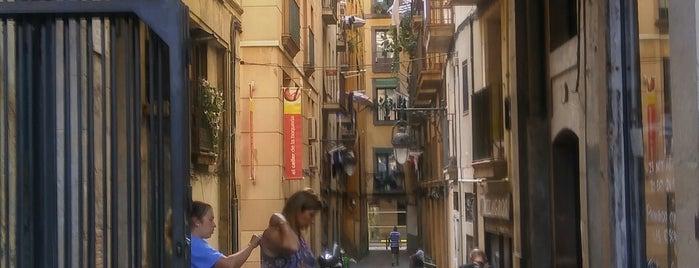 Carrer de la Boqueria is one of Orte, die Figen gefallen.