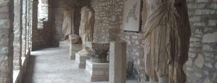 Muzeu Butrinti is one of Corfu, Greece.