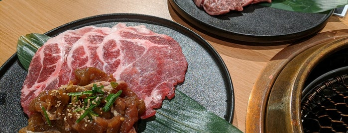 Gyusha Japanese Yakiniku is one of Nom Nom Nom.