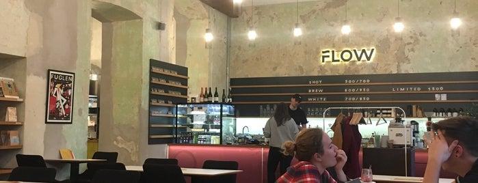 Flow Specialty Coffee Bar & Bistro is one of Tamas : понравившиеся места.