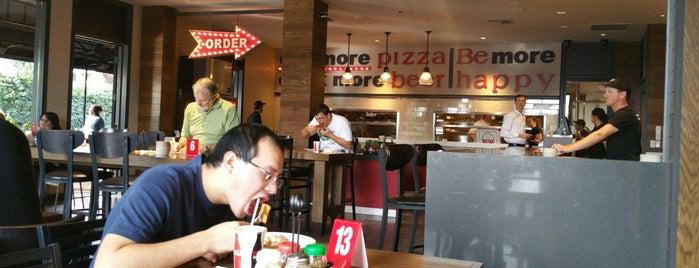 Regents Pizzeria is one of Posti che sono piaciuti a Muddy.