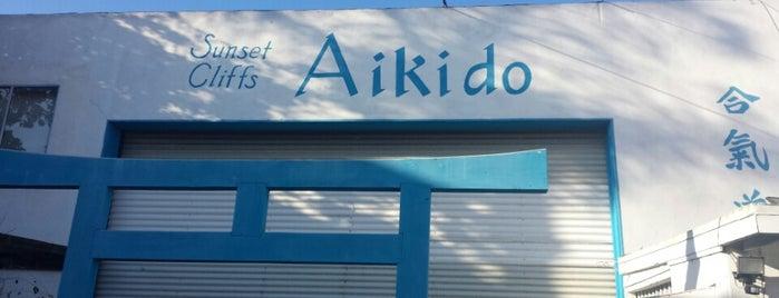 Sunset Cliffs Aikido is one of Posti che sono piaciuti a Muddy.