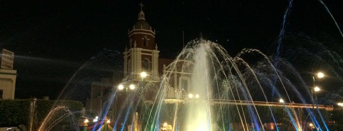 Plaza Miguel Hidalgo Acaponeta Nayarit is one of Locais curtidos por J. Alberto.