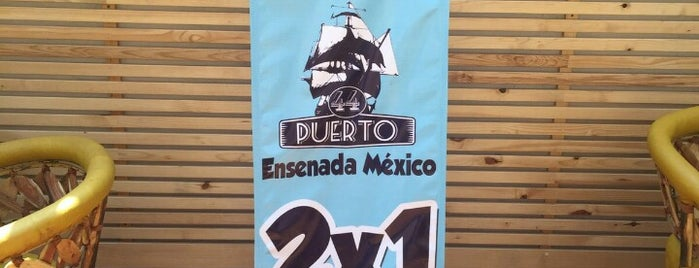 Puerto 44 is one of Restaurantes.