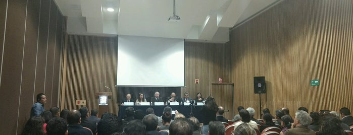 El Centro De Estudios Municipales Y Metropolitanos (CEMM) De La UNAM is one of Lieux qui ont plu à Chilango25.