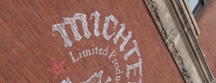 Michter's is one of Louisville.