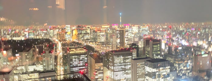 ROOFTOP BAR ルーフトップバー is one of JPN.