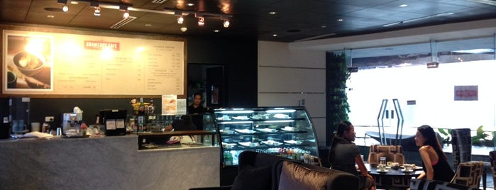 The Gramercy Café is one of Makati City.
