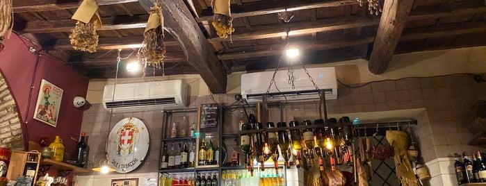 Cantina e Cucina is one of Tempat yang Disukai Ricardo.