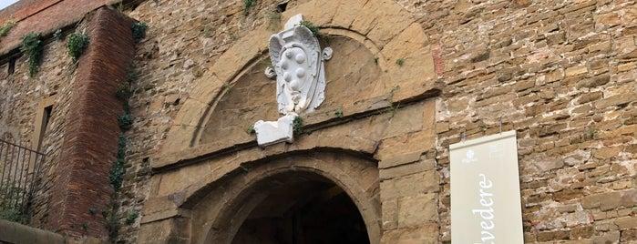 Forte di Belvedere is one of Tempat yang Disukai Ricardo.