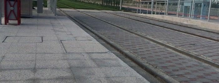 Teknopark Kayseray Durağı is one of Kayseri Cumhuriyet Meydanı - Talas Tramvay Hattı.
