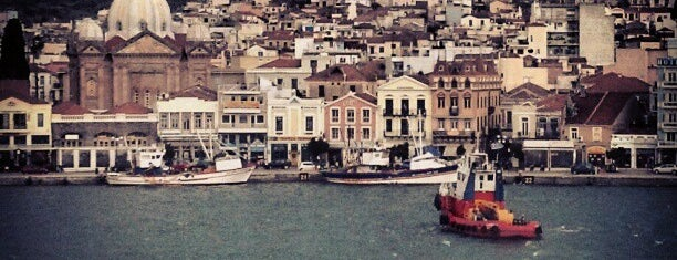 Port of Mytilini (LES) is one of Orte, die İshak&Aleyna gefallen.