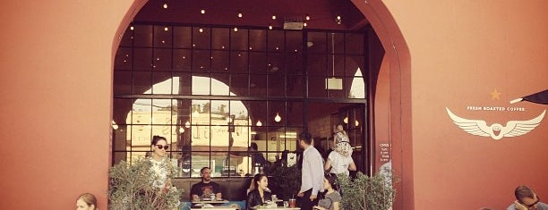Intelligentsia Coffee & Tea is one of T's Foodie Lists: Los Angeles.
