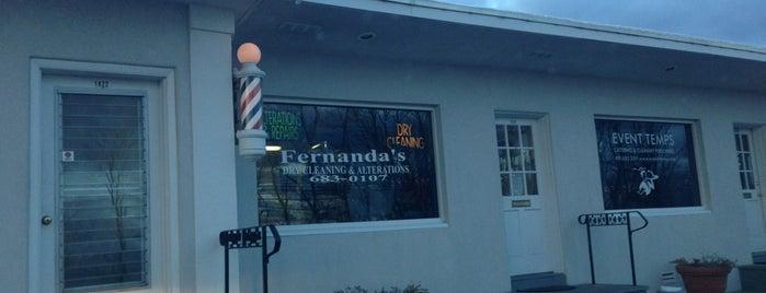 Fernandas dry cleaning is one of Adam'ın Beğendiği Mekanlar.