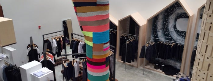 Dover Street Market is one of NYC To-Do List.