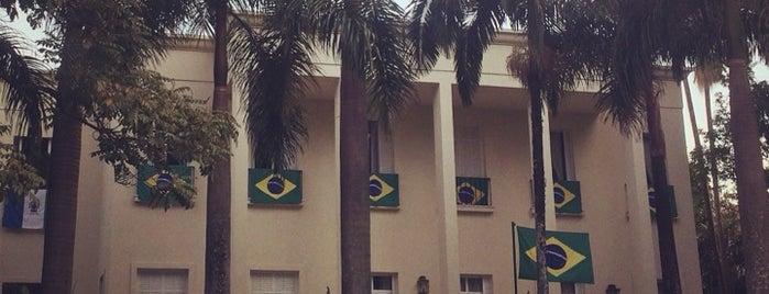 Jardins is one of Sao Paulo.