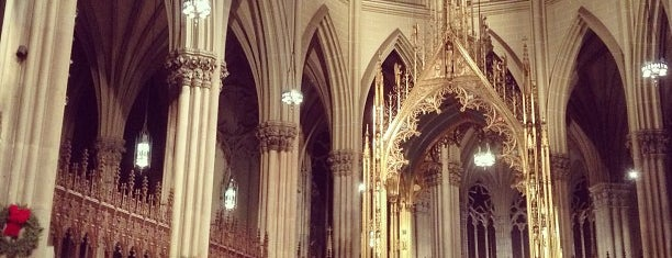 セント・パトリック大聖堂 is one of Future NYC Trip.