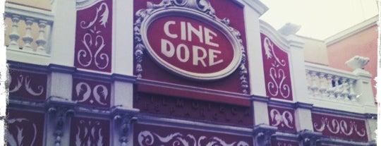 Cine Doré is one of Madrid de Guiri.