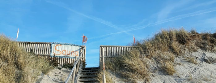 Strandsauna Sylt is one of Sylt ••Spotted••.