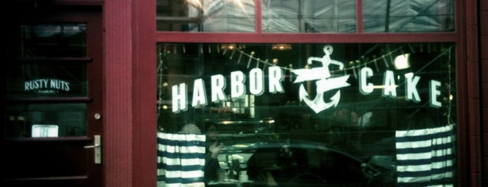 Harbor Cake is one of Mittag essen in HH.
