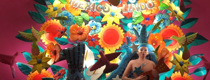 México Lindo is one of Tulum To-Do List.