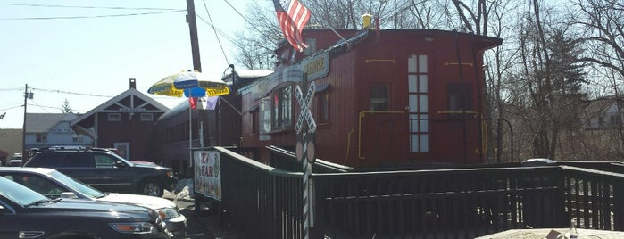 Hot Dog Caboose is one of Garden State.