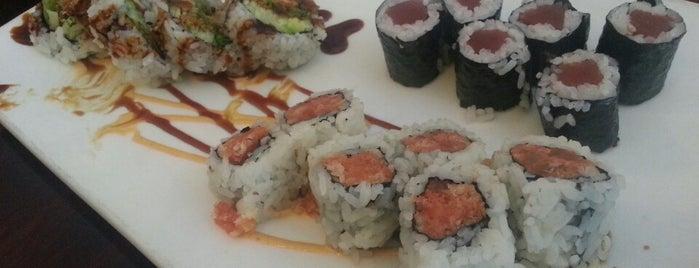 Sushi Yama is one of USA 5.