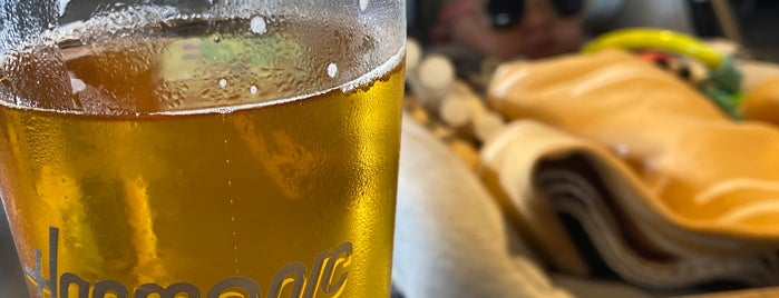 Harmonic Brewing is one of San Francisco 2.