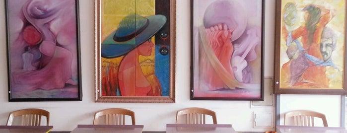 Art-I Sanat Resim Kursu & Sanat Galerisi is one of Yunus'un Beğendiği Mekanlar.