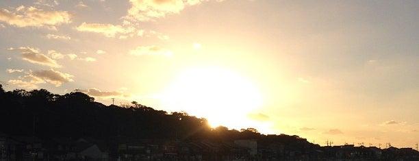 鳥取港 is one of สถานที่ที่ Shigeo ถูกใจ.