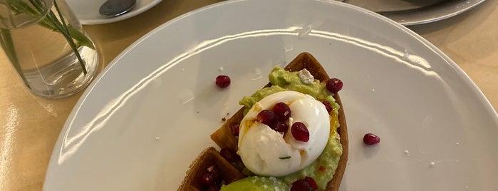 Coffee & Waffles is one of Praag.