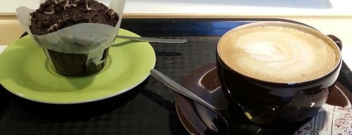 insgrüne coffeebar is one of Locais curtidos por Max.