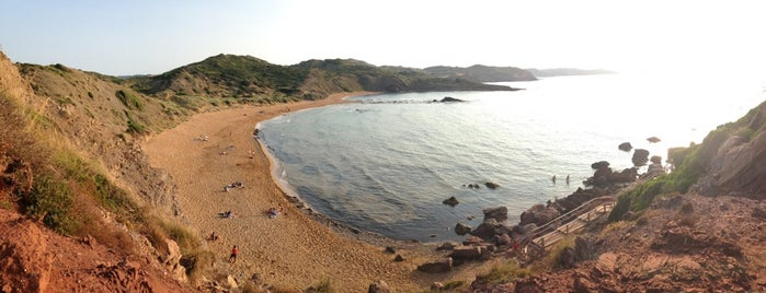 Platja de Cavalleria is one of Menorca.
