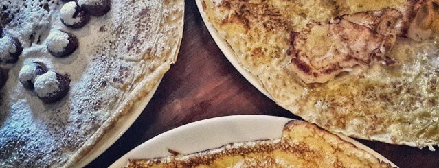 The Pancake Bakery is one of Amsterdam food venues with a specialism.