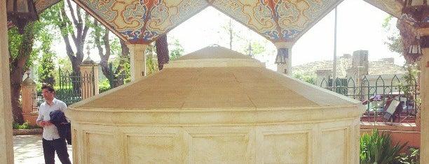 Fatih Sultan Camii is one of Tempat yang Disukai Caglar.