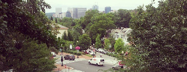 Book Hill Park is one of #UberApproved in DC.